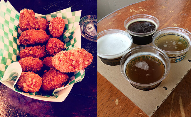 Pretzel Curds | MN Craft Beer