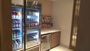 Holiday Inn Express Snack Area Roseville, MN