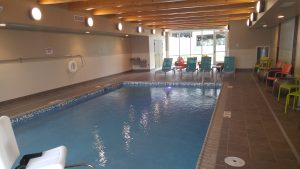 Home2 Suites Indoor Pool Roseville, MN