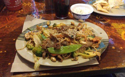 Khan's Mongolian Barbecue Roseville, MN
