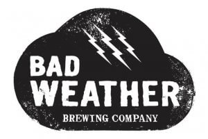Bad Weather Brewing Company Logo