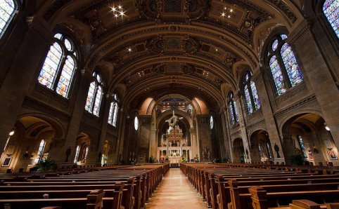 Basilica of Saint Mary Minneapolis, MN