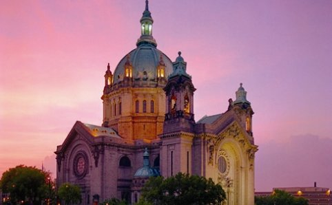 Cathedral of Saint Paul Minnesota