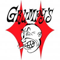 Grumpy's Bar & Grill Logo