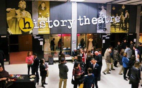 History Theatre Saint Paul, MN