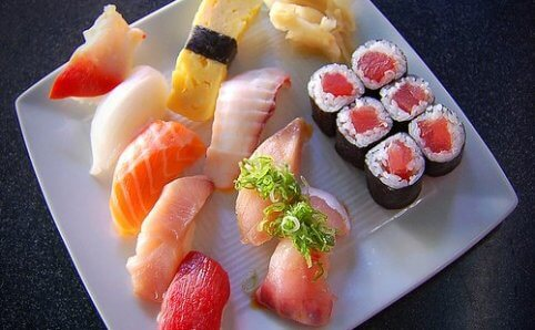 Kyoto Sushi Roseville, MN
