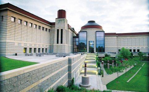 Minnesota History Center Saint Paul, MN