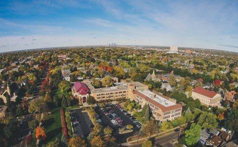 Mitchell Hamline College of Law Saint Paul, MN
