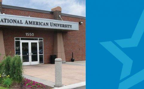National American University Roseville, MN