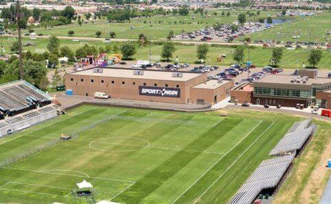 National Sports Center Blaine, MN