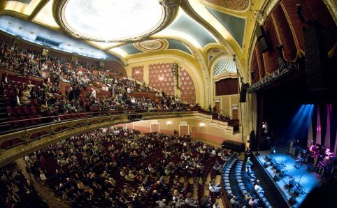 Orpheum Theatre Minneapolis, MN