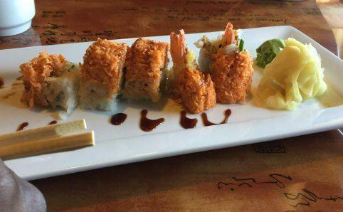 Osaka Sushi & Hibachi Yelp Reviewer Cliff M