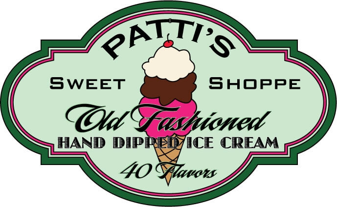 Patti's Sweet Shoppe Logo