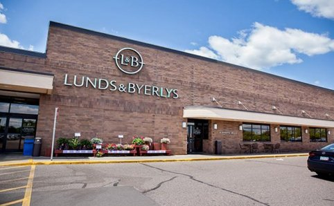 Rosedale Square Lunds & Byerly's