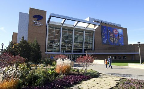 Science Museum of Minnesota Saint Paul, MN