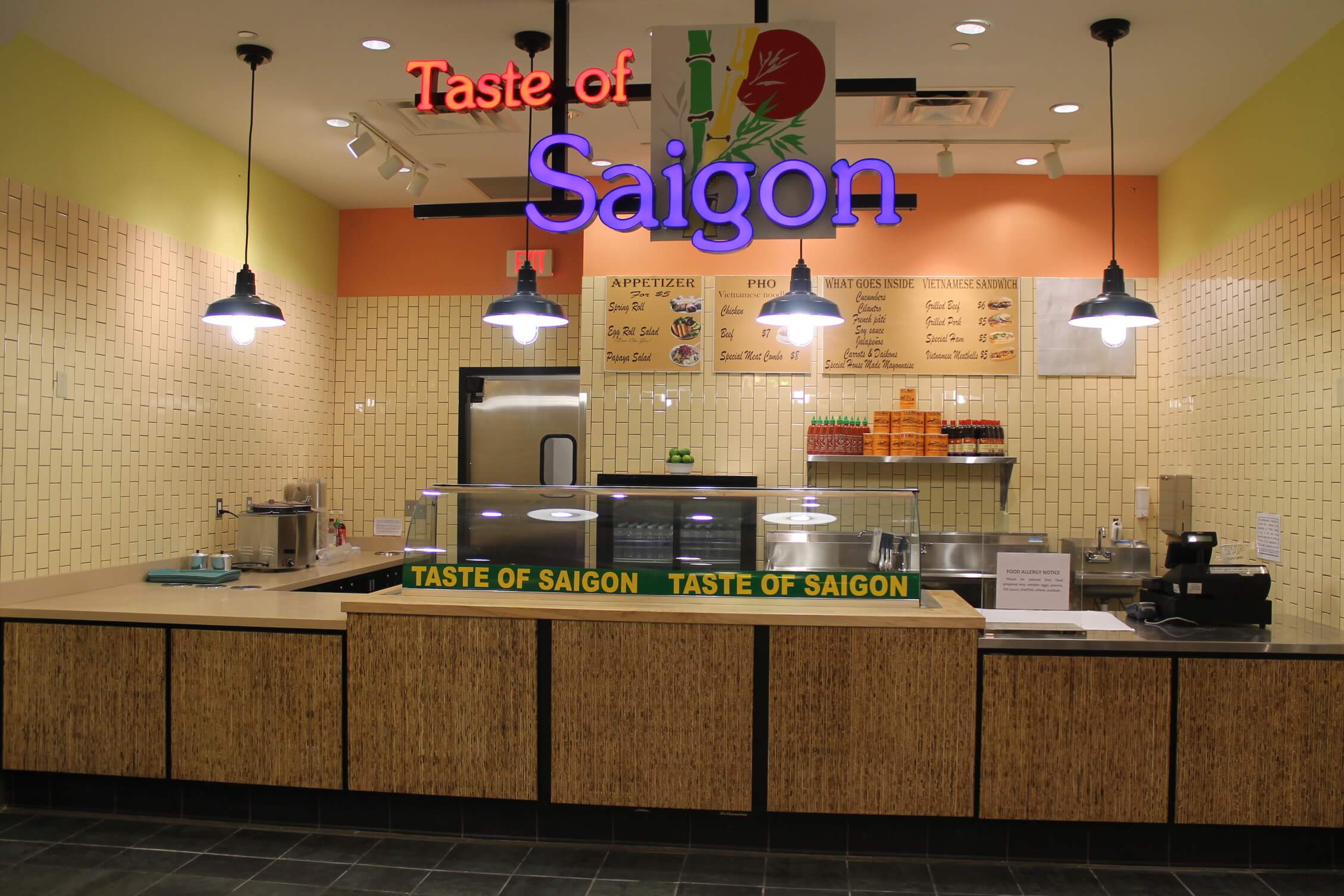 Taste of Saigon Rosedale Center Roseville, MN