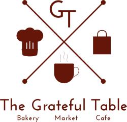 The Grateful Table Logo Roseville, MN