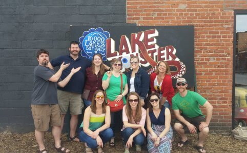 Twin Cities Brewery Tours Lake Monster Brewery Tour