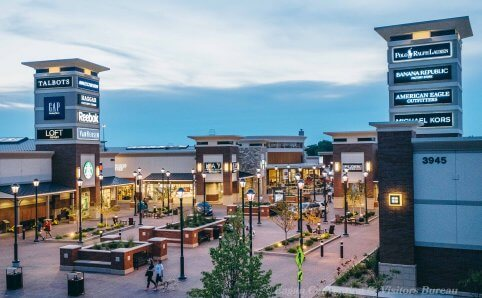 Twin Cities Premium Outlets Eagan, MN