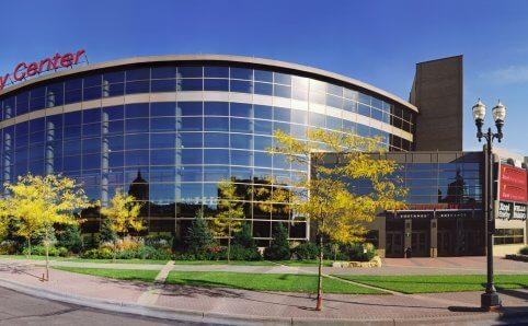 Xcel Energy Center Saint Paul, MN