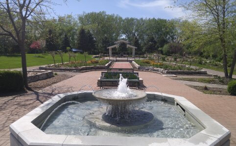 Roseville, MN Central Park