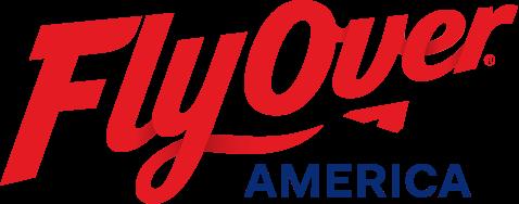 FlyOver America Logo
