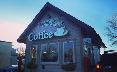 Mudslingers Drive Thru Coffee Roseville, MN