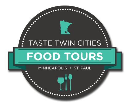 Taste Twin Cities Food Tour Logo