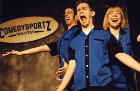 ComedySportz Twin Cities Minneapolis, MN
