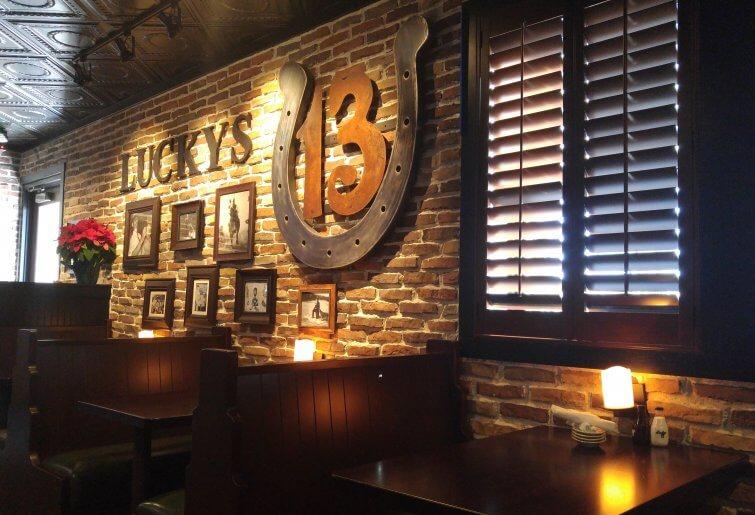 Lucky's 13 Pub Roseville, MN