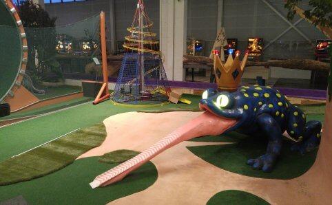 Can Can Wonderland Mini Golf Course Saint Paul, MN