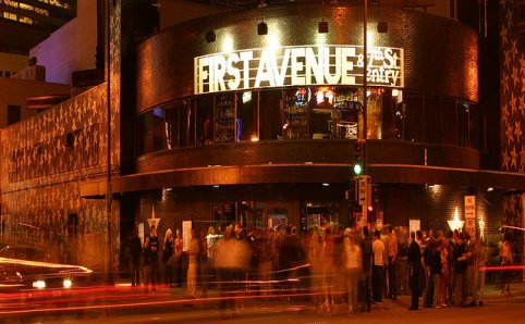 First Avenue & 7th Street Entry