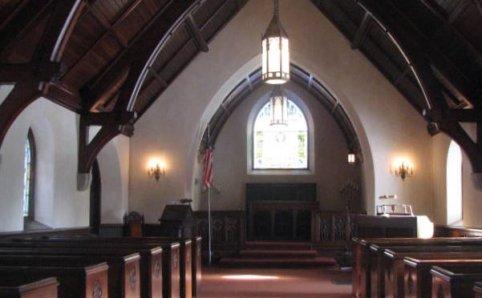 Roselawn Historical Chapel Roseville, MN
