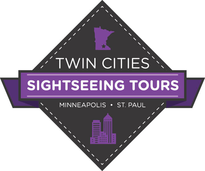 Twin Cities Sightseeing Tours Logo