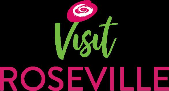 Visit Roseville Logo